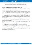 Hướng dẫn giải bài tập bài Sông Hương SGK Tiếng Việt 2