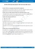Hướng dẫn giải bài tập bài Dự báo thời tiết SGK Tiếng Việt 2