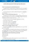 Hướng dẫn giải bài tập bài Sư tử xuất quân SGK Tiếng Việt 2