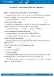 Hướng dẫn giải bài tập bài Bác sĩ Sói SGK Tiếng Việt 2