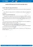Hướng dẫn giải bài tập bài Cò và Cuốc SGK Tiếng Việt 2