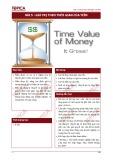 Bài giảng Tài chính doanh nghiệp - Bài 5: Giá trị theo thời gian của tiền
