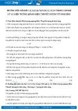 Hướng dẫn giải bài 1,2,3,4,5,6,7,8,9,10,11,12,13 trang 158 SGK Lý 12