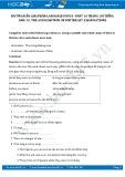 Hướng dẫn giải bài tập phần Language focus - Unit 16 trang 181 Tiếng Anh 12