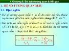 Bài giảng Xác xuất thống kê (Phần 2) - Chương 8: Bài toán tương quan và hồi quy