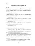 Bài giảng Quy hoạch tuyến tính: Chương 2 - ThS. Nguyễn Văn Phong (2016 - BT)