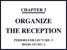 Bài giảng môn học Quản trị văn phòng: Chương 3 - TS. Nguyễn Nam Hà