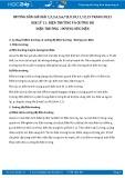 Hướng dẫn giải bài 1,2,3,4,5,6,7,8 trang 20 SGK Vật lý 11
