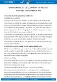 Hướng dẫn giải bài 1,3,4,5,6,7 trang 106 SGK Vật lý 11