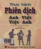 Ebook Thực hành phiên dịch Anh - Việt, Việt - Anh: Phần 2