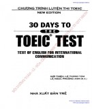 30 days to the toeic test: phần 2