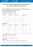 Hướng dẫn giải bài 85,86,87,88,89 trang 93 SGK Đại số 6 tập 1