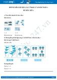Hướng dẫn giải bài 2,3 trang 17 SGK Toán 1