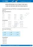 Hướng dẫn giải bài 1,2,3,4,5 trang 75 SGK Toán 1