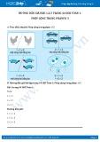 Hướng dẫn giải bài 1,2,3 trang 44 SGK Toán 1