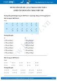 Hướng dẫn giải bài 1,2,3,4 trang 63 SGK Toán 1