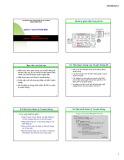 Bài giảng Quản lý dự án phần mềm: Chương 9 - Nguyễn Việt Cường