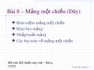 Bài giảng Tin học đại cương: Phần 2 - ThS. Phạm Thanh Bình (4)