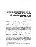 """Sản phẩm của """"Công nghiệp công nghệ thông tin"""" - Nền tảng để đổi mới & hội nhập của ngành Thông tin & Thư viện Việt Nam trong thời đại số hóa"""