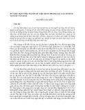 Tư liệu Hán Nôm, nguồn sử liệu quan trọng tại các di tích lịch sử văn hóa