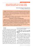 Định hướng Quốc gia về phát triển nguồn tin khoa học và công nghệ
