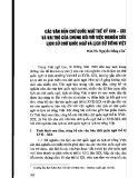 Các văn bản chữ Quốc ngữ thế kỷ XVII- XIX và vai trò của chúng đối với việc nghiên cứu lịch sử chữ Quốc ngữ và lịch sử tiếng Việt