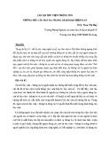 Cán bộ thư viện thông tin: Những yêu cầu đặt ra trong giai đoạn hiện nay