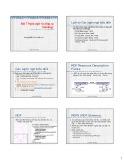 Bài giảng Tác tử - Công nghệ phần mềm dựa tác tử: Ngôn ngữ và công cụ Ontology