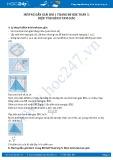 Giải bài tập Diện tích hình tam giác SGK Toán 5