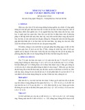 Tóm tắt và trích rút tài liệu văn bản trong thư viện số