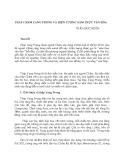 Tháp Chăm Yang Prong và hiện tượng xâm thực văn hóa