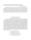Nét văn hóa của người phụ nữ Hà Nội xưa và nay