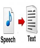 Tính năng Speech to Text của phần mềm Camtasia Studio