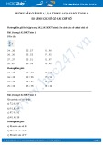 Hướng dẫn giải bài 2,3,4 trang 143 SGK Toán 1