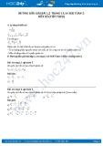 Giải bài tập Hỗn số SGK Toán 5 (tiếp theo)