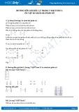 Giải bài tập ôn tập so sánh hai phân số SGK Toán 5