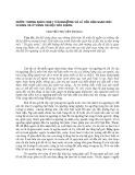 Nước trong sinh hoạt tín ngưỡng và lễ hội dân gian nói chung và ở vùng Hà Nội nói riêng