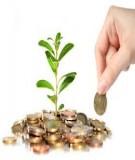 Kinh tế môi trường (Field & Olewiler) - Chương 3: Lợi ích và chi phí, cung và cầu
