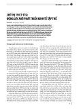 Chỉ thị 19/CT-TTG: Động lực mới phát triển kinh tế tập thể