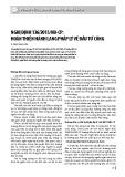 Nghị định 136/2015/NĐ-CP: Hoàn thiện hành lang pháp lý về đầu tư công
