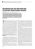 Bảo hiểm Việt Nam: Thực hiện thành công các giải pháp chỉ đạo của đảng, nhà nước
