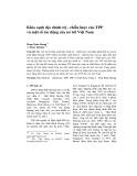 Khía cạnh địa chính trị - chiến lược của TPP và một số tác động của nó tới Việt Nam