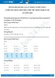 Giải bài tập Luyện tập chung: Phép cộng, phép trừ trong phạm vi 100. Đo thời gian SGK Toán 1