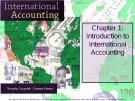 Lecture International accounting (4/e): Chapter 1 - Timothy Doupnik, Hector Perera