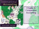 Lecture International accounting (4/e): Chapter 6 - Timothy Doupnik, Hector Perera