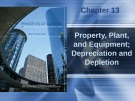 Lecture Principles of auditing and other assurance services (15/e): Chapter 13 - Whittington, Pany