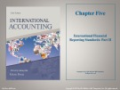 Lecture International accounting (3/e): Chapter 5 - Timothy Doupnik, Hector Perera