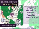 Lecture International accounting (4/e): Chapter 5 - Timothy Doupnik, Hector Perera