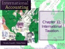 Lecture International accounting (4/e): Chapter 11 - Timothy Doupnik, Hector Perera