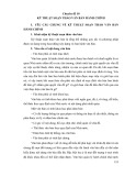Tài liệu bồi dưỡng ngạch cán sự và tương đương - Chuyên đề 10: Kỹ năng soạn thảo văn bản hành chính